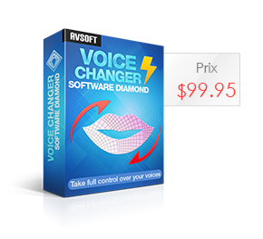 AV Voice Changer Software Diamond 8.0