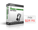 AV Voice Changer Software 7.0